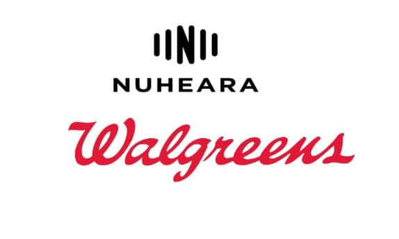 nuheara walgreens direct consumer hearing