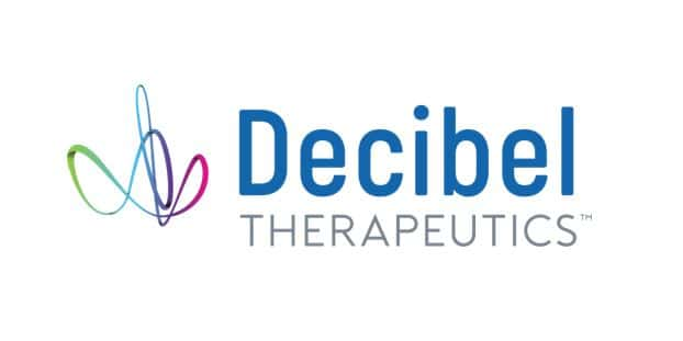 decibel therapeutics hearing loss