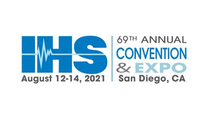 ihs convention 2021