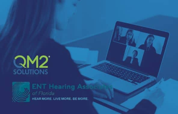 qm2 telehealth audiology