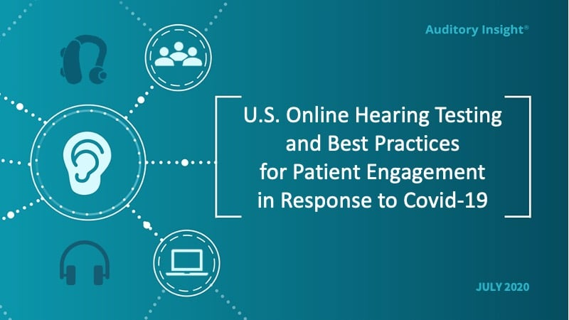 online hearing testing research