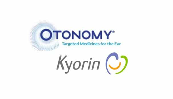 otonomy kyorin hair cell regeneration