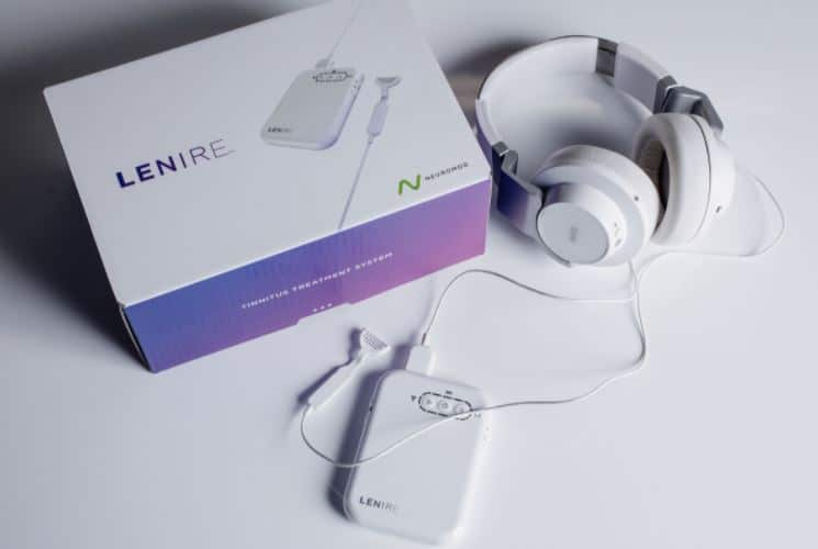 lenire tinnitus treatment