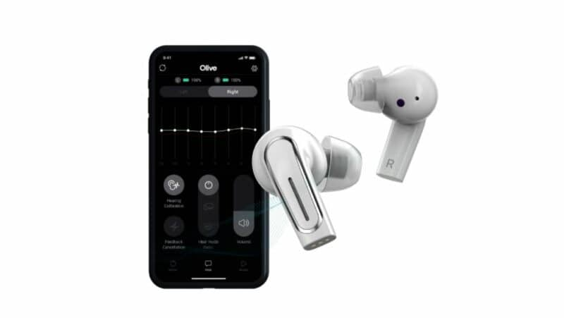 olive pro hearing aids