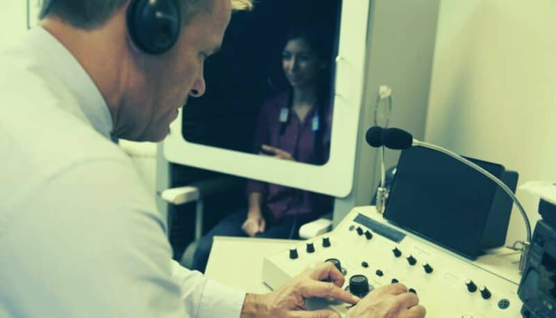 audiology managing severe hearing loss