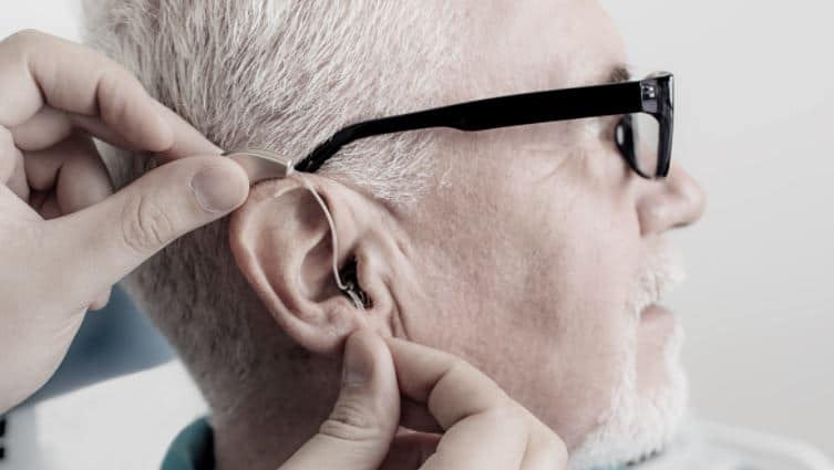 hearing aid usage research