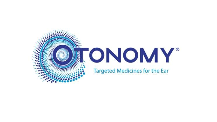 otonomy hearing loss drug
