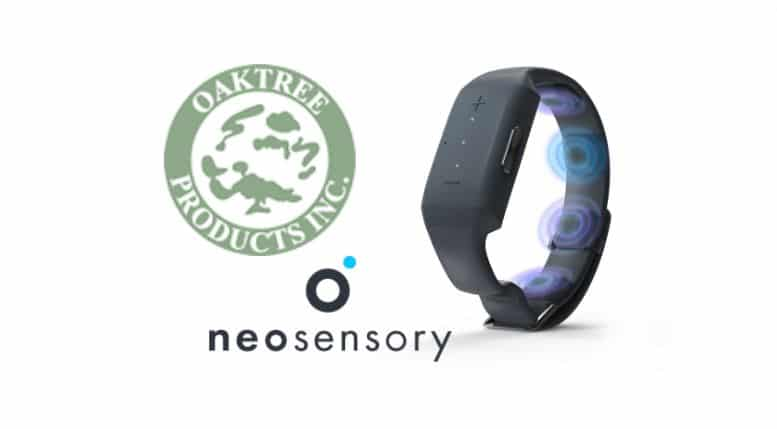 neosensory buzz oaktree products