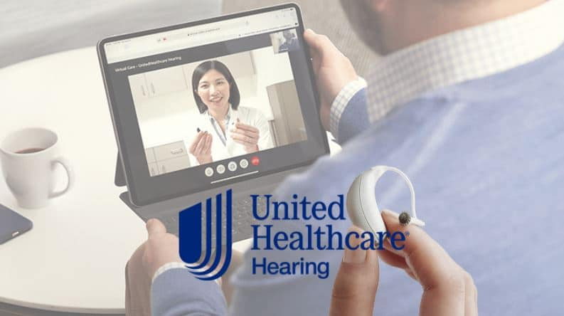 uhc virtual hearing aid delivery