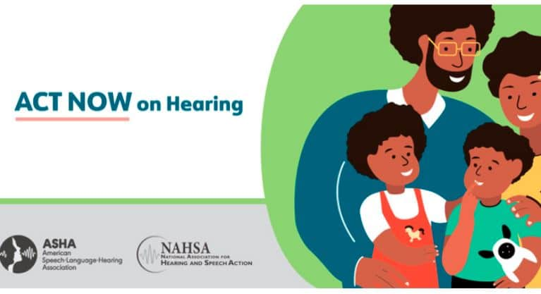 act now on hearing loss