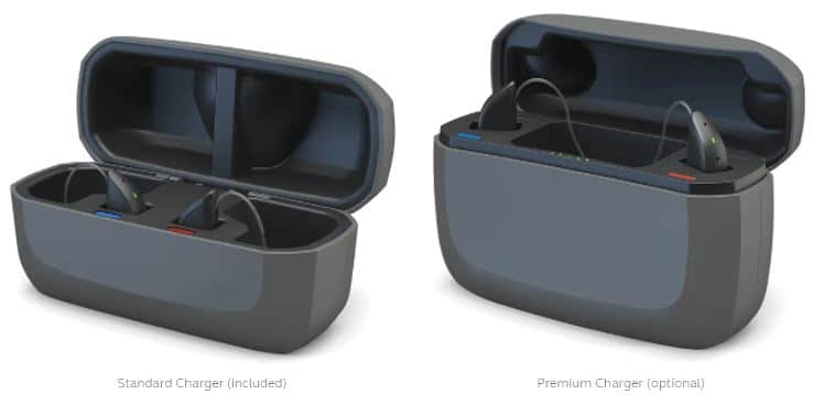 jabra hearing aid chargers