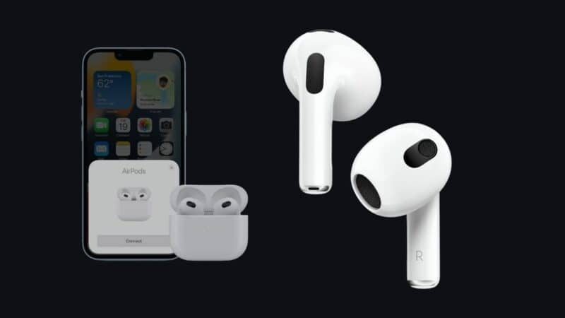 airpods 3 hearables spatial audio