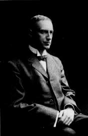 Dr. Wallace Clement Sabine.  Photograph courtesy of www.en.wikipedia.oeg