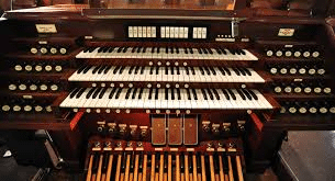 Organ from St. Martin of ours.  Photo courtesy of www.stmartinsofourschurch.org