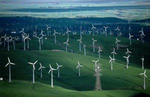 Green energy push in many states are making these images much more common
