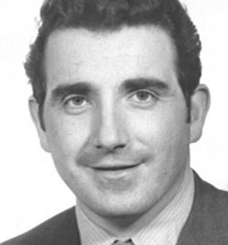 Figure 6. John Callahan. Vice President of WJA (World Jai Alai), who was initially interested in purchasing the Hartford, Connecticut operation, until he learned that he had been under surveillance and seen with Mafia members.