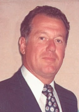Figure 1.  Roger Wheeler, former Chairman of the Board and major stockholder in Telex Corporation of Tulsa, Oklahoma.