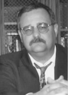 Figure 9.  Tulsa, Oklahoma Sgt. Mike Huff, who doggedly worked on the Wheeler case for 22 years, often running into non-cooperation with the FBI and Chief State Attorneys.